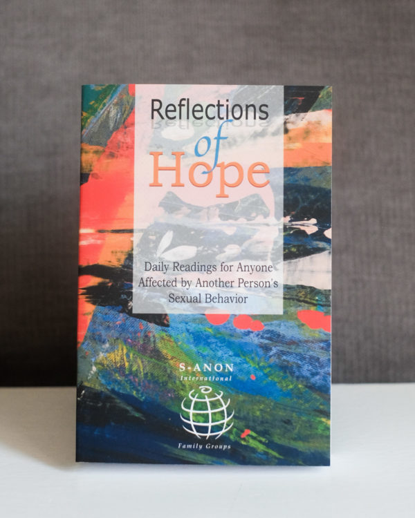 reflections of hope book